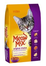 Meow Mix Original Choice сухой корм для взрослых кошек 9.98 кг
