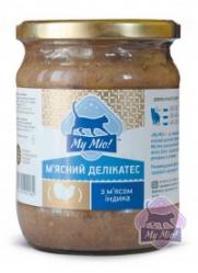 My Mio! Мясной деликатес c мясом индюка 500 г