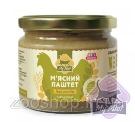 My Mio! Мясной паштет нежная курица 300 г, фото 2