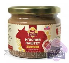My Mio! Мясной паштет с говядиной 300 г