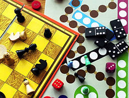 Настольные игры и пазлы