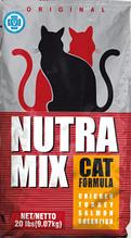 Nutra Mix Original сухий корм для дорослих кішок 9.07 кг