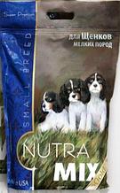 Nutra Mix Small Breed Puppy сухой корм для щенков мелких пород 3 кг