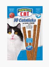 Perfecto Cat палочки лосось-форель 10 шт