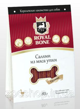 Royal Bone салями из мяса утки, фото 2