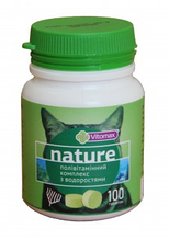 Vitomax Nature Поливитаминный комплекс для кошек с водорослями