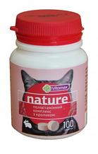 Vitomax Nature Полівітамінний комплекс для кішок з кроликом