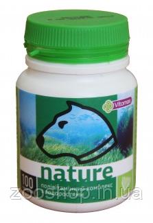 Vitomax Nature Поливитаминный комплекс для собак с водорослями