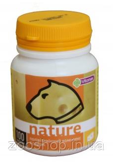 Vitomax Nature Полівітамінний комплекс для собак з сиром