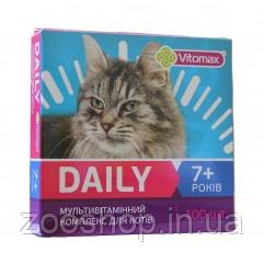 Vitomax Мультивитаминный комплекс Daily для котов от 7 лет