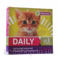 Vitomax Мультивитаминный комплекс Daily для котят до 1-го года