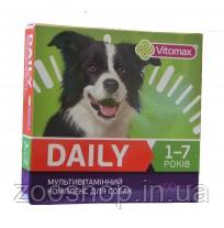 Vitomax Мультивитаминный комплекс Daily для собак от 1 до 7 лет, фото 2