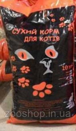 Аsi сухой корм для кошек со вкусом курицы 12 кг