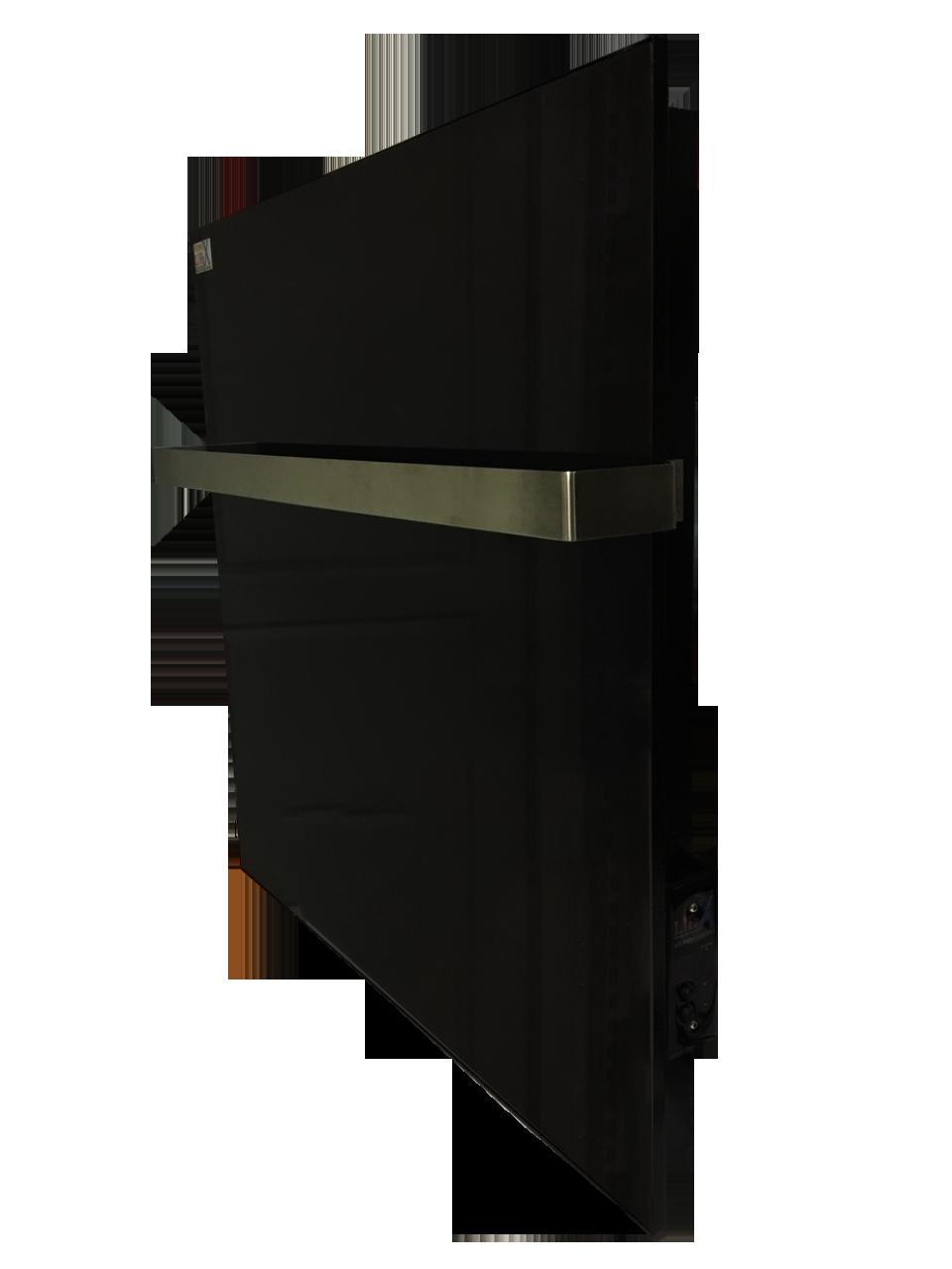 Керамический полотенцесушитель LIFEX ПСК400 (черный)
