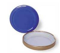 Жестяная крышка СКО. Крышки закручивающиеся для стеклянных банок