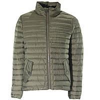 Куртка мужская Geox M7429C DARK MILITARY 50 Хаки (M7429CDKMT)
