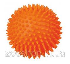 Виниловый мяч-ёж для собак Trixie 10 см