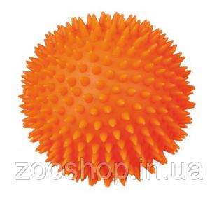 Виниловый мяч-ёж для собак Trixie 10 см, фото 2