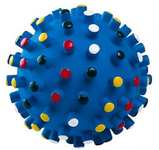 Вініловий м'яч-міна для собак Trixie 10 см
