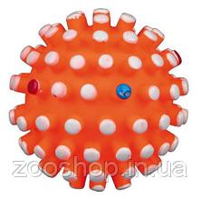 Вініловий м'яч-міна для собак Trixie 12 см