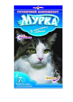 Гигиенический наполнитель МУРКА (средний) 2 кг