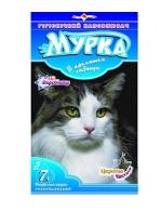 Гигиенический наполнитель МУРКА (средний) 5 кг, фото 2