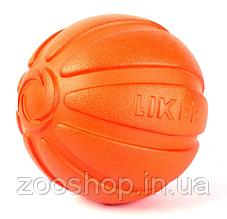 Игрушка для собак Liker Мячик 5 см