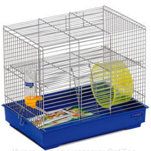 "Клетка для грызунов ""Микки"" с колесом 37 х 28 х 30 см"