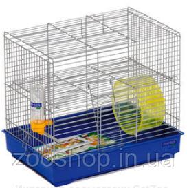 """Клетка для грызунов """"Микки"""" с колесом 37 х 28 х 30 см, фото 2"""