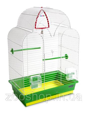 Клетка для мелких декоративных птиц «Изабель - 1» 44 х 27 х 61 см, фото 2