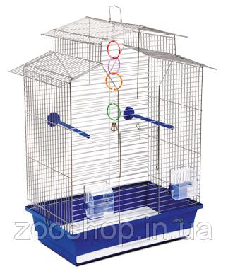 Клетка для мелких декоративных птиц «Изабель - 2» 44 х 27 х 65 см, фото 2