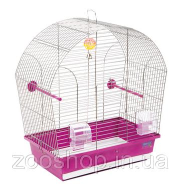 Клетка для птиц «Лина» 44 х 27 х 54 см