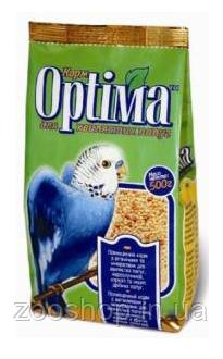 Корм Optima для волнистых попугаев 500 г