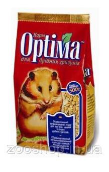 Корм Optima для мелких грызунов 500 г