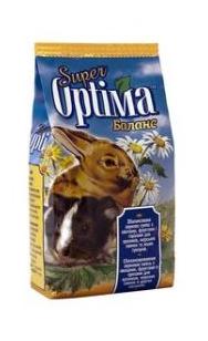 Корм Super Optima Баланс для грызунов 500 г, фото 2