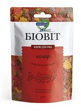 Корм для рыб Биовит Колор