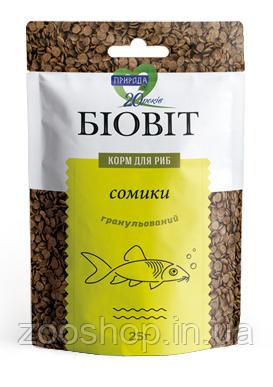 Корм для рыб Биовит Сомики