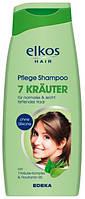 Шампунь Elkos на травах для нормальных и жирных волос 500мл