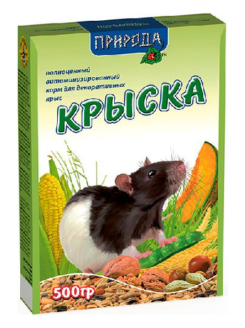 Корм Природа «Крыска», фото 2