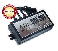 Регулятор температуры твердотопливного котла MPT Air logic