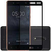 Защитное стекло ArmorStandart Full-Screen для Nokia 5 Duos Black (62366122)