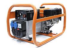 Генератор бензиновый со сварочным модулем