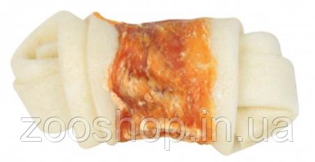 Косточки с куриным филе для собак Trixie Denta Fun 5 см, фото 2