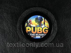 Нашивка PUBG 65 мм, фото 2