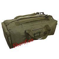 Сумка-рюкзак армейская MIL-TEC OLIVE 13845001
