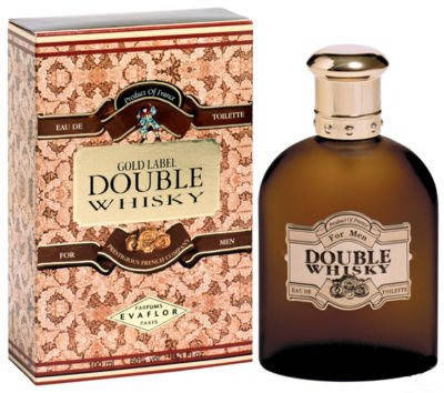 Туалетная вода Double Whisky Gold Label 100, фото 2