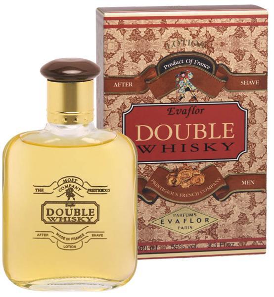 Одеколон Double Whisky M 200 ml