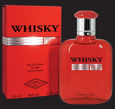 Туалетная вода Whisky RED M 100ml