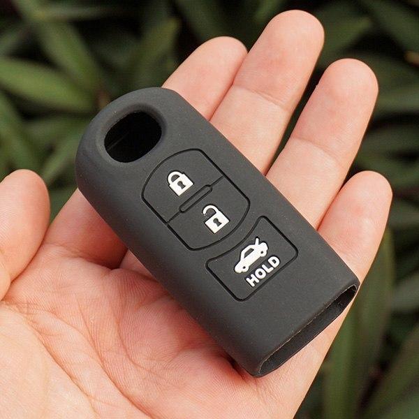 Силиконовый чехол для ключа Mazda 2,3,5,6,8 MX5 CX5,9