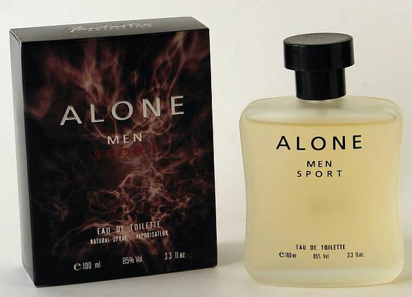 Туалетная вода Alone Men Sport M 100 ml, фото 2